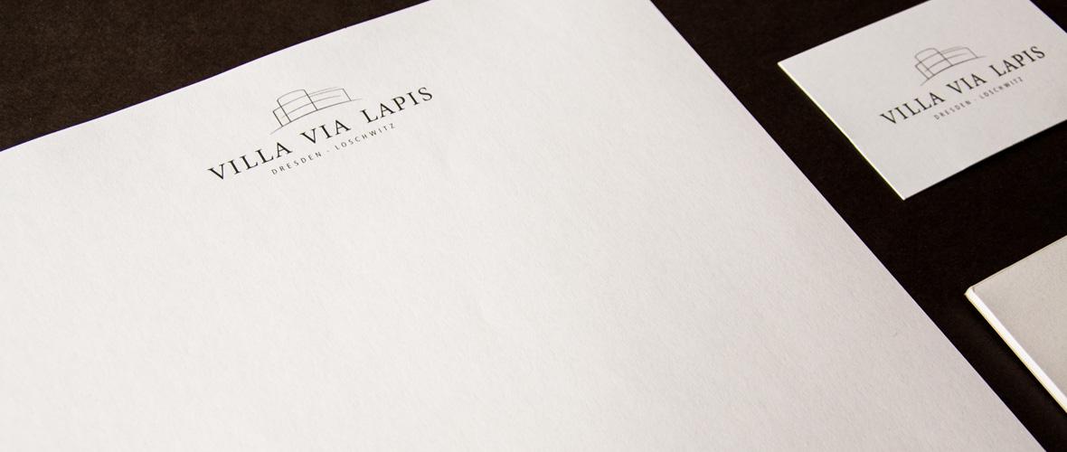 Villa Via Lapis Geschäftsausstattung