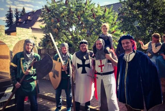 950 Jahre Pesterwitz – Ein Volksfest mit 20.000 Besuchern